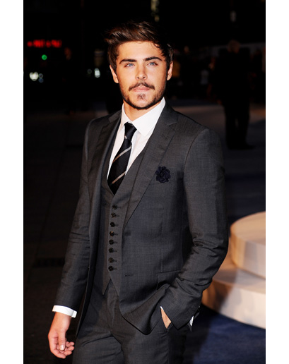 Sexy Secrets: Three Piece Suits and Facial hair. | Mind the Gap