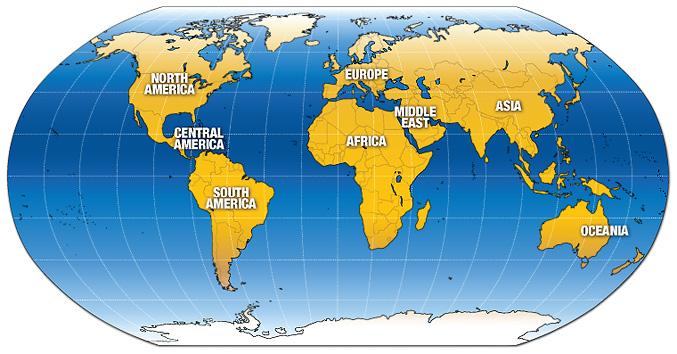 printable world map with countries. printable world map